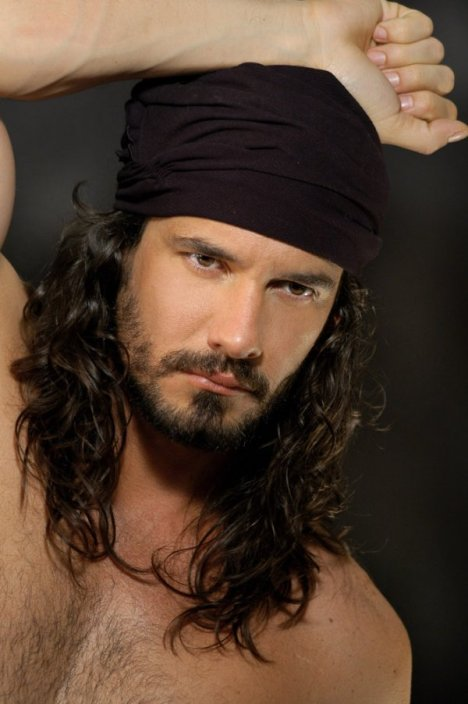 Mario Cimarro al desnudo