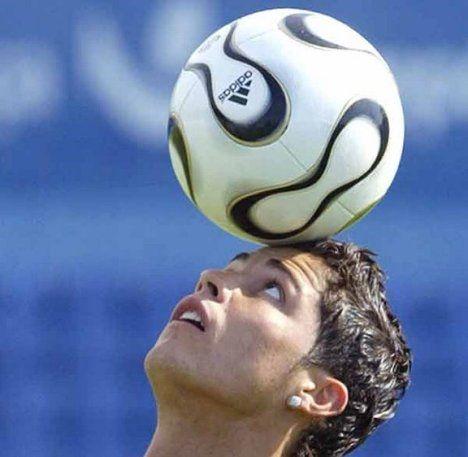 Cristiano Ronaldo, Biografía y fotos