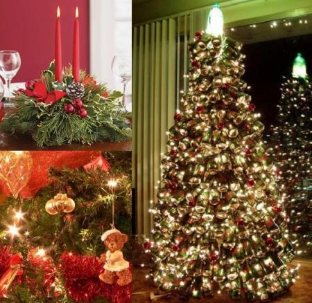 adornos navideos para el hogar
