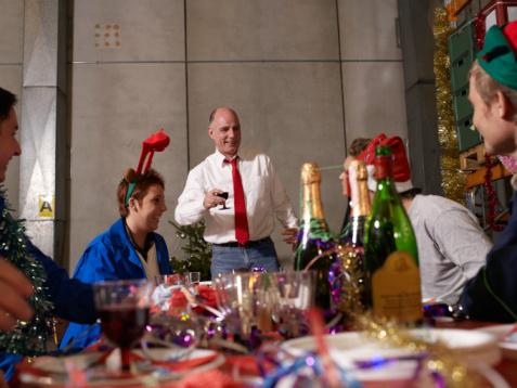 Concursos de decoraci n navide a en la oficina efe blog for Decoracion navidena para oficinas 2016