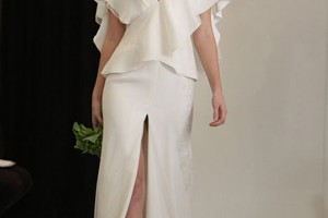 Vestidos de novia de Ángel Sánchez