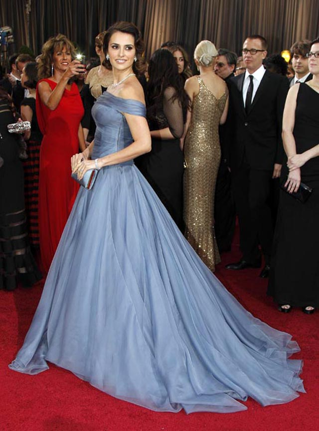 Looks de las famosas en los Premios Oscar