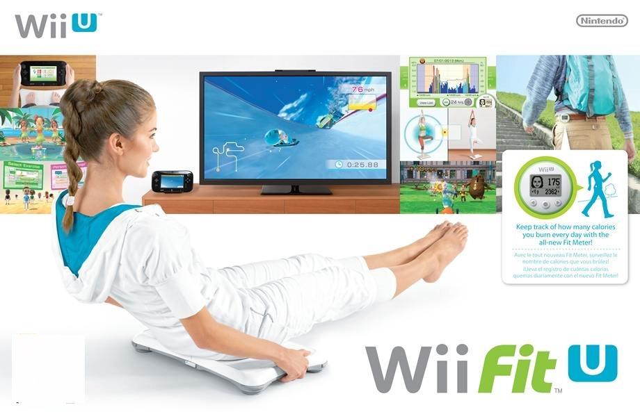 Con el wii fit u llegan nuevas opciones de entrenamiento for Gimnasio wii fit