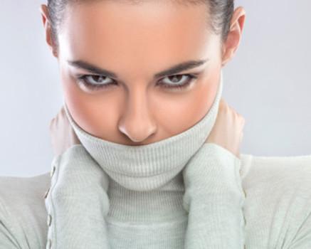 Consejos para llevar correctamente un jersey de cuello vuelto
