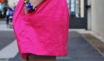 El rosa, cuando el vestido de Barbie se convierte en referencia