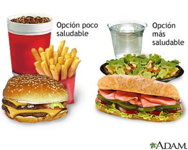 Comida r pida y saludable efe blog - Comidas deliciosas y saludables ...