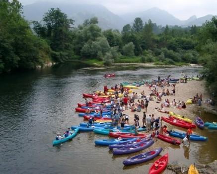 Realiza el Descenso del Sella este verano