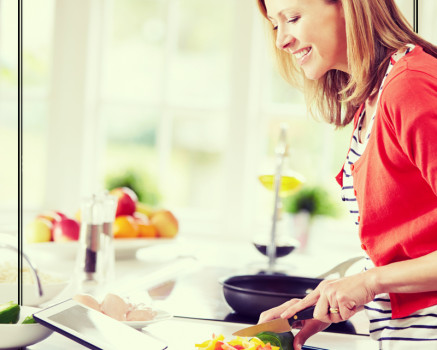 Cinco consejos para ahorrar tiempo en la cocina