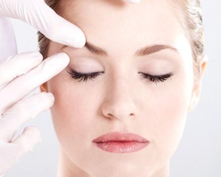 La cirugía estética de mujer