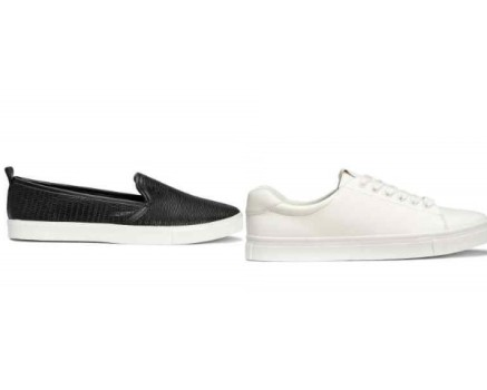 Verano a pleno con el nuevo calzado de H&M