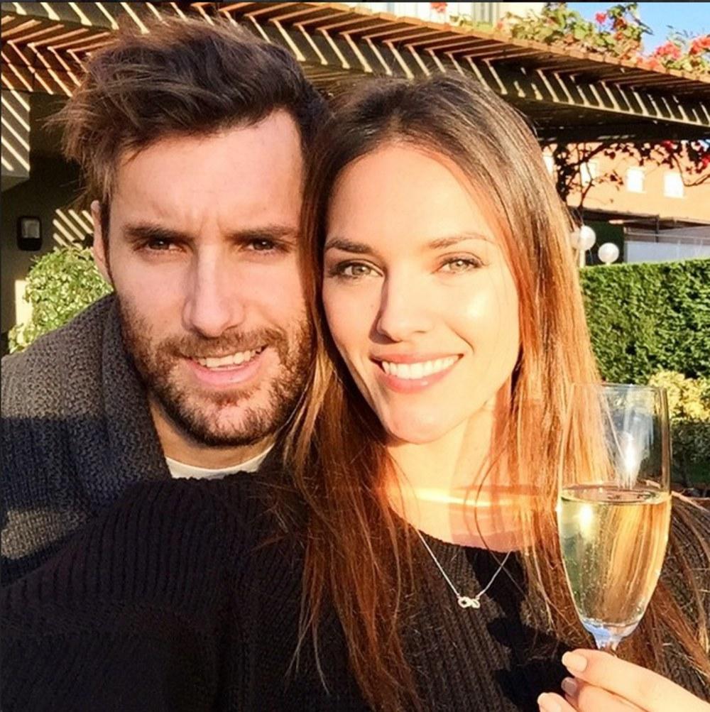 Helen Lindes y Rudy Fernández se casan en Mallorca
