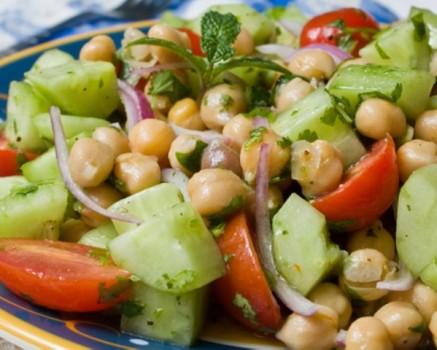 legumbres en verano