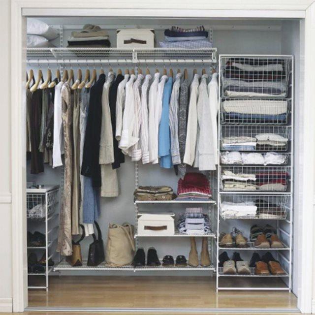 Cambios de armario para recibir la nueva temporada efe blog for Cajas para guardar ropa armario