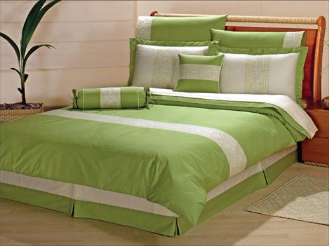 Edredones y mantas decoran tu dormitorio en invierno