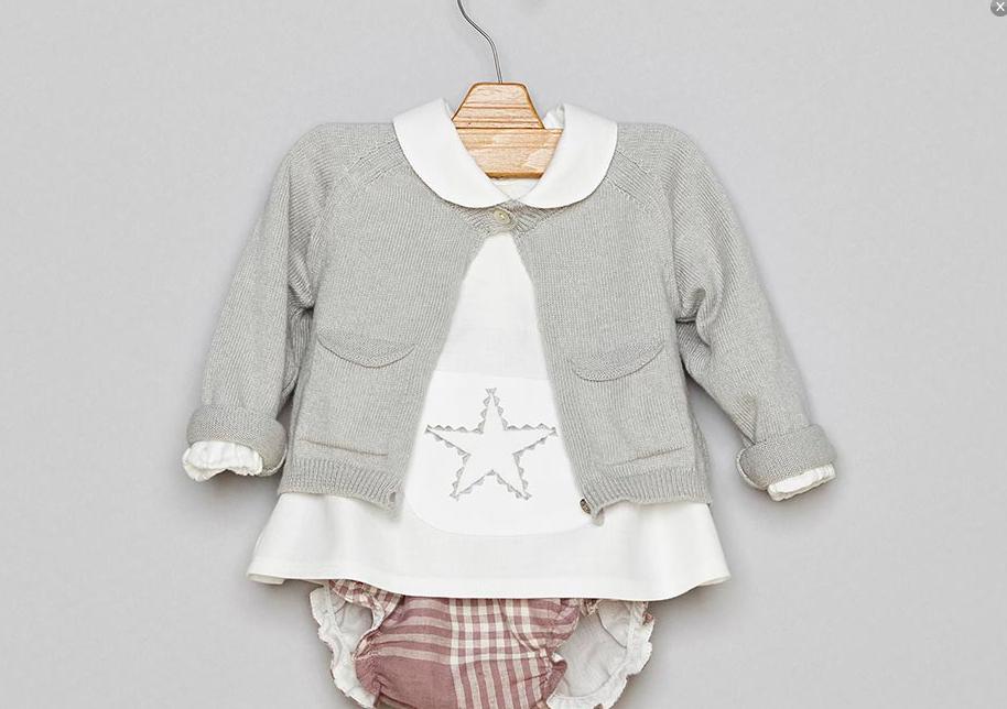 Nícoli, moda para bebés