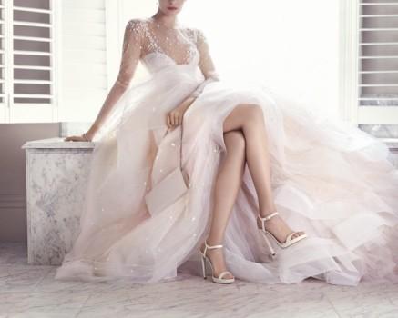 Zapatos de novia tendencias 2016