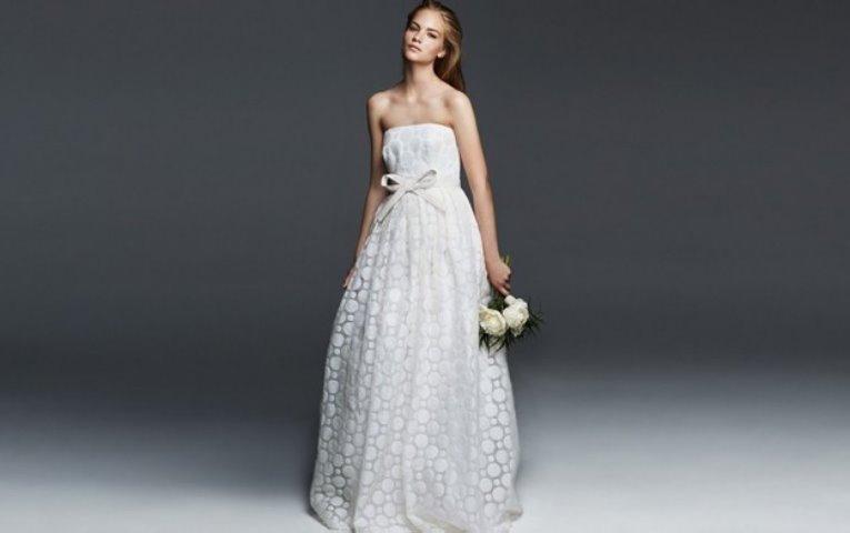 vestidos de novia nueva colección max mara 2016