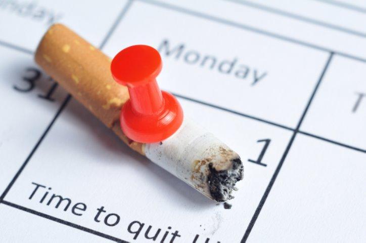 Que pinchazo hacen a la codificación del fumar
