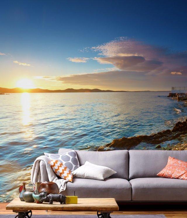 Decora tu casa con fotomurales y vinilos efe blog for Fotomurales pared paisajes