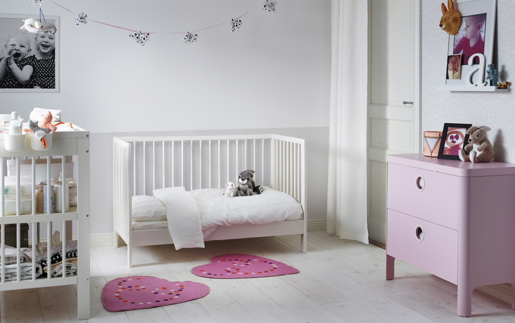 Ikea cat logo de habitaciones infantiles efe blog - Habitaciones de bebe nino ...