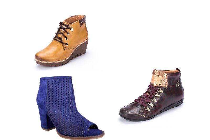 tendencia calzado femenino Otoño Invierno 2016 2017
