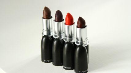 Razones para pintarte los labios de rojo