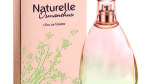 Naturelle Osmanthus nueva fragancia de Yves Rocher