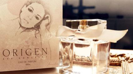 Origen, nuevo perfume de Eva González