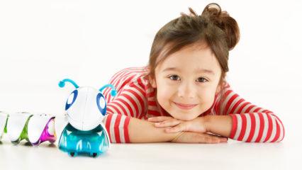 La Codi-Oruga un juguete educativo muy divertido