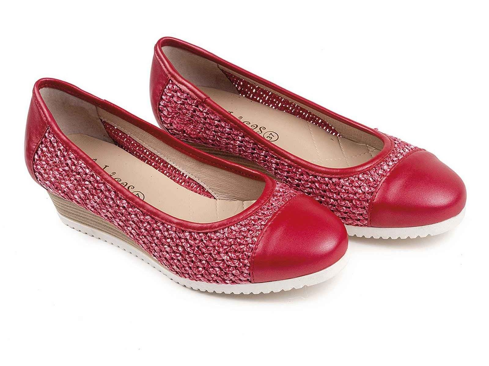 Rafia Garda + Perla Rojo