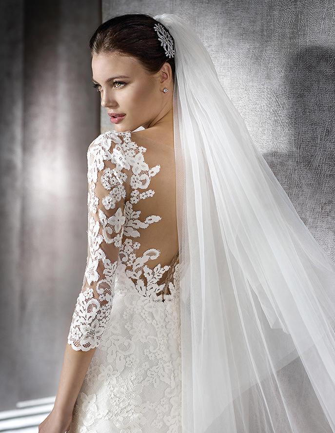 cómo escoger un vestido de novia, de fiesta o de noche