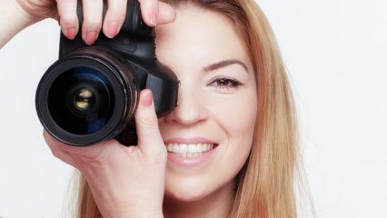 Cinco beneficios de practicar el arte de la fotografía