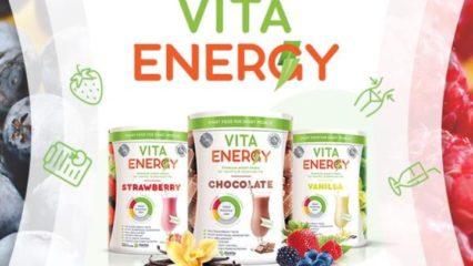 De ser un elefante a volver a ser una chica gracias a Vita Energy