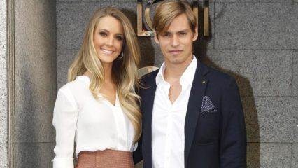 Astrid Klisans y Carlos Baute anuncian que serán padres de nuevo