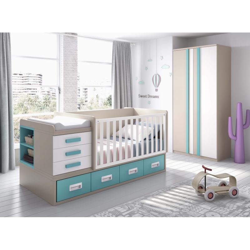 Cat logo muebles shiade de dormitorios para beb s efe blog for Momento actual muebles