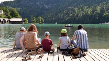 10 razones para viajar con niños